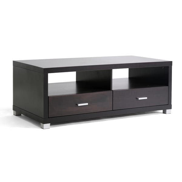Derwent Modern TV Stand with Drawers best price