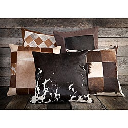 Animal Decorative 18-inch Down Pillows (Set of 5)