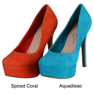 Jessica Simpson Women's 'Waleo' Platform Heel