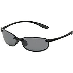 Body Glove 'Sandspit' Men's Black Polarized Sunglasses
