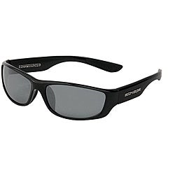 Body Glove 'Juno' Men's Black Mirrored Polarized Sunglasses