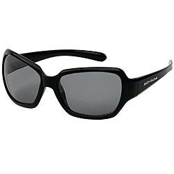 Body Glove Women's 'Surfside' Black/Smoke Polarized Sunglasses
