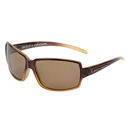 Body Glove 'Carillo Beach B' Men's Brown Polarized Sunglasses