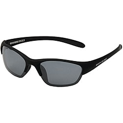 Body Glove 'Calabash Bay' Men's Matte Black/ Smoke Polarized Sunglasses