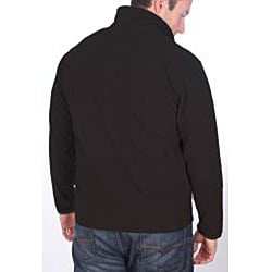 Farmall IH Men's Black Arctic Fleece Jacket