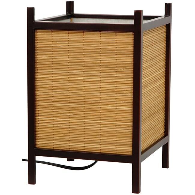Kobayashi Japanese Bamboo Matchstick Lamp (China)