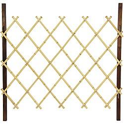 Natural Diamond Bamboo 3-foot Fence (China)