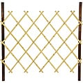 Natural Diamond Bamboo 3-foot Fence (China)