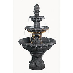 Enki Outdoor Floor Fountain