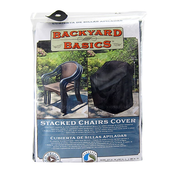 Mr. BBQ Outdoor Eco-friendly Chair Cover