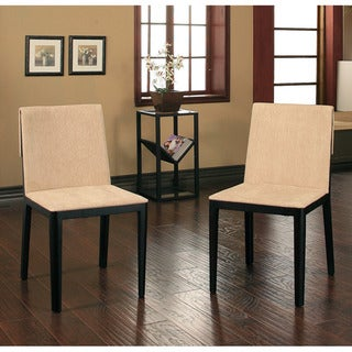 Abbyson Living Fairfax Dining Side Chair (Set of 2)