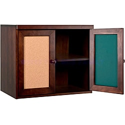 Babyletto Modo 2-door Storage Unit Cupboard in Espresso