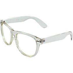 Unisex 352CLCL Clear Sunglasses