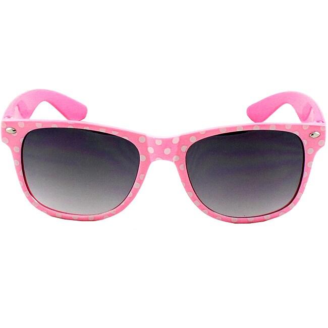 Women's 200PKPKPB Pink Dot Sunglasses