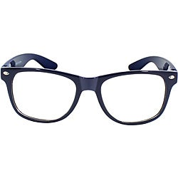 Unisex Blue Fashion Sunglasses