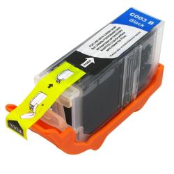 BasAcc Canon Compatible BCI-3eBK Black Ink Cartridge