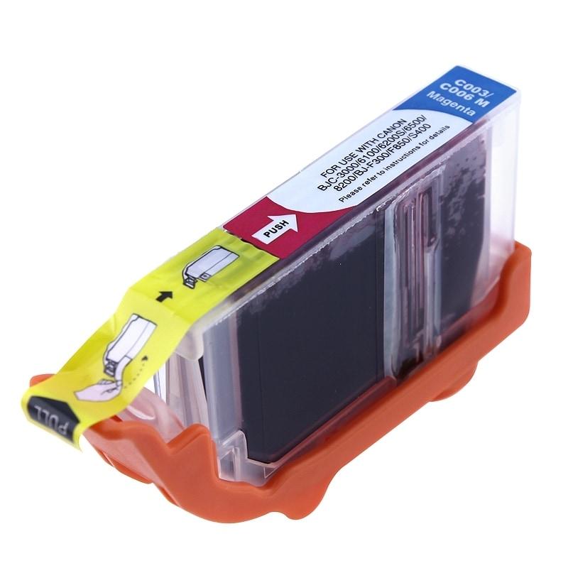 INSTEN Canon Compatible BCI-3e/ BCI-6M Magenta Ink Cartridge