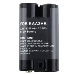 BasAcc Compatible Ni-MH High-capacity Battery for Kodak KAA2HR