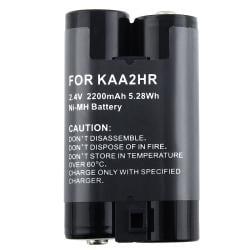 BasAcc Compatible Ni-MH High-capacity Battery for Kodak KAA2HR