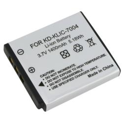 BasAcc Compatible Li-ion Battery for Kodak KLIC-7004/ Fuji/ Pentax