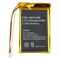 BasAcc Compatible Li-ion Battery for Garmin Nuvi 200