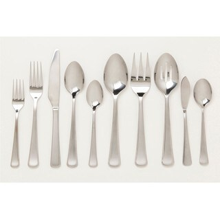 Oster Lansford 45-piece Flatware Set