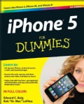 iPhone 5 for Dummies (Paperback)