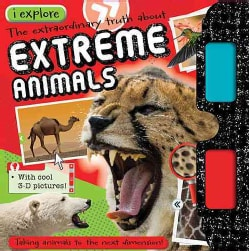 iExplore Extreme Animals (Paperback)