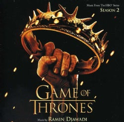 Ramin Djawadi - Game Of Thrones: Music From The HBO Series Season 2 (OSC)