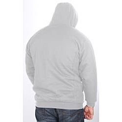 Farmall IH Men's Grey Sherpa Lined Hoodie