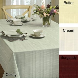 Simplicity 52x52-inch Square Tablecloth