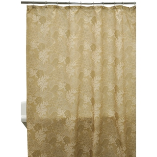 Waverly Hidden Reef Sand Shower Curtain
