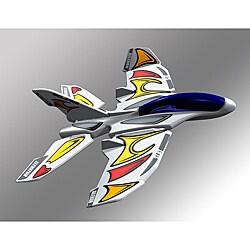 Custom Eclipse Free Flight Foam Glider