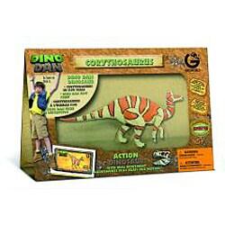 Dino Dan Medium Corythosaurus Figure