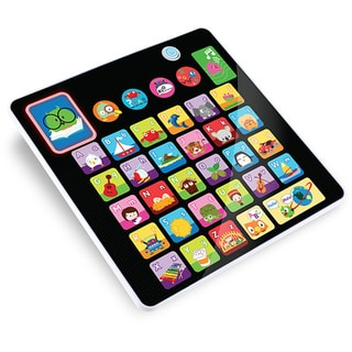 Smooth Touch Alphabet Tablet Toy