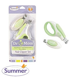 Summer Infant Dr. Mom Nail Clipper Set