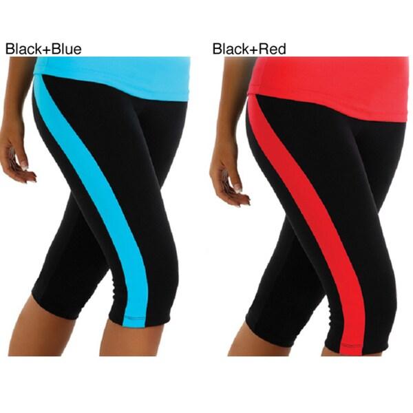 Aqua Collection Women's Sport Capri Pants