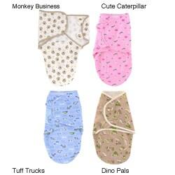 Summer Infant SwaddleMe Medium Cotton Knit Blanket