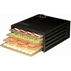 Excalibur Four-tray Food Dehydrator Jerky Maker