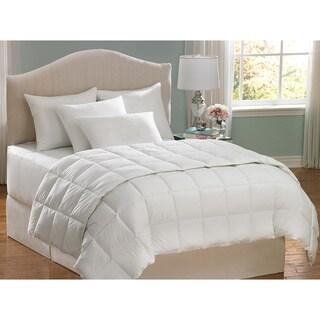 AllerEase Hot Water Washable Hypoallergenic Comforter