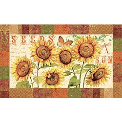 Sunshine Seeds Kitchen Accent Rug (2'6 x 3'10)