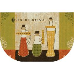 Toscana Three-piece Kitchen Rug Set