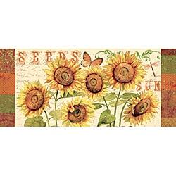 Sunshine Seeds Kitchen Accent Rug (1'8 x 3'9)