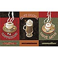 Cafe Latte Kitchen Accent Rug (2'6 x 3'10)