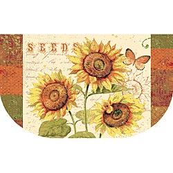 Sunshine Seeds Kitchen Accent Rug (1'6 x 2'6)