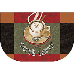 Mohawk Home Cafe Latte Kitchen Accent Rug (1'6 x 2'6)