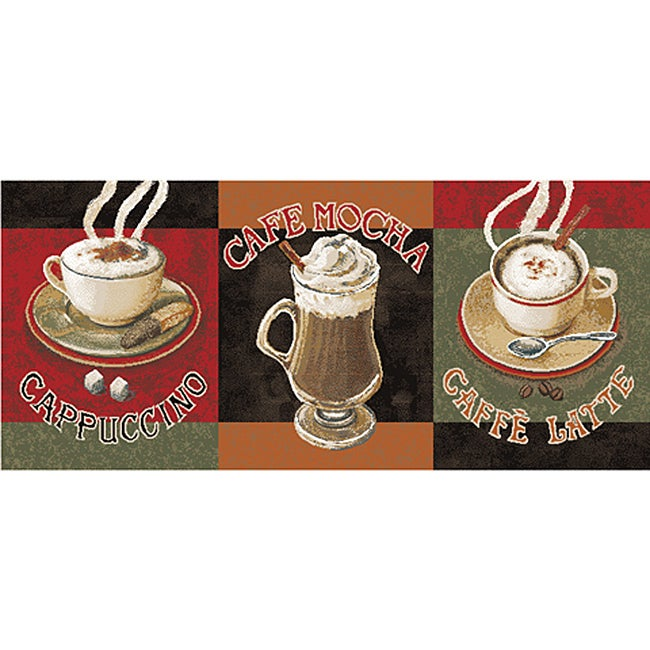 Mohawk Home Cafe Latte Kitchen Accent Rug (1'8 x 3'9)