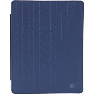 Case Logic IFOL-301 Carrying Case (Folio) for iPad - Dark Blue