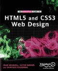 The Essential Guide to HTML5 and CSS3 Web Design (Paperback)