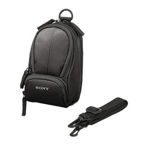 Sony LCS-CSU/B Carrying Case for Camera - Black